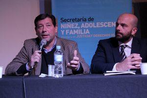 Adopción y salud mental, ejes del Cofenaf en Córdoba