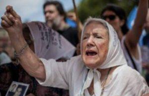 Al rechazar los dichos de Macri, Nora Cortiñas afirmó que a las FF.AA «no les debemos nada»