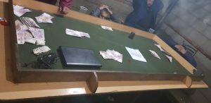 Juego clandestino: un operativo en Río Cuarto con 26 detenidos y el secuestro de más de $430 mil