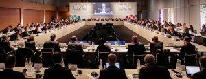 EL G20 calificó como «robusto» al crecimiento global, pero advirtió de «riesgos a corto y mediano plazo»
