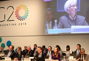 """En el cierre del G20, Dujovne afirmó que se logró avanzar en """"un consenso global"""""""