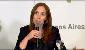 """Vidal echó a la contadora de la Provincia por la denuncia de los """"aportantes truchos"""""""