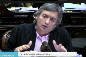 José López vinculó a Máximo Kirchner en la recaudación de los sobornos por la obra pública