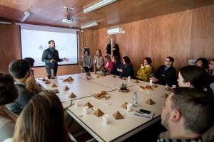Fábrica, Diseño e Innovación: mesa de articulación en soluciones de hábitat
