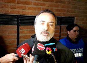 «Corcho» Rodríguez se desentendió de presuntas coimas en las obras públicas
