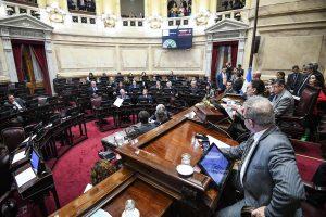 Radical cordobés le pide al Senado que avance con la sanción de la ley de extinción de dominio