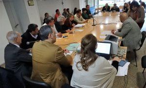 El Concejo puso primera en el debate de la reforma política en la ciudad
