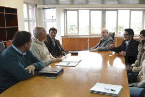 Coordinan acciones para el Censo Nacional Agropecuari