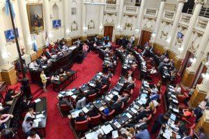 """Dividido por el """"Acuerdo Federal"""", el interbloque de Cambiemos recibe a intendentes"""