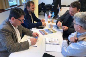 La Ronda de Negocios arrojo excelentes resultados en la Rural de Río Cuarto