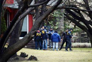 Seis horas no bastaron para concluir con el allanamiento a la propiedad de CFK en El Calafate