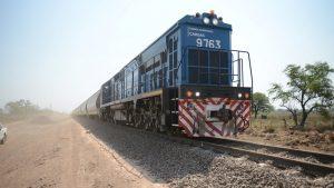 El Belgrano Cargas tuvo récord de toneladas transportadas en julio
