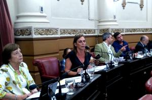 Opositora con pedido de informes sobre la Trata en Córdoba
