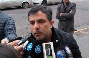 Ante la Justicia, Hak denunció la existencia de «una banda» que extorsiona a «funcionarios políticos»