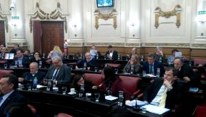 Acuerdo Federal: Más allá del voto dividido, Cambiemos unificó su crítica contra el Gobierno de UPC