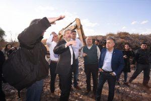 """""""Quedó en el pasado la asociación entre la obra pública y la corrupción"""", afirmó Frigerio"""