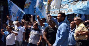 """Marcha multisectorial en respaldo a la lucha de los lucifuercistas por una """"EPEC estatal e integrada"""""""