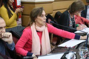Montero pidió informes al Gobierno por las muertes causadas por agrotóxicos