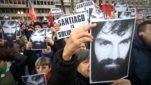 Multitudinaria marcha en reclamo de justicia por Santiago Maldonado