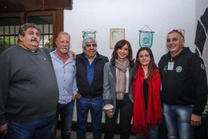 «Lo que nos acerca son las políticas del Gobierno», afirmó Moyano sobre CFK