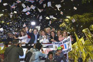 El Frente Cívico de Zamora ganó en 25 de los 26 municipios
