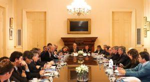 Medidas fiscales y Presupuesto 2019, ejes de las reuniones de Macri con su Gabinete