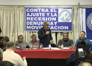 La CGT Córdoba se suma al paro del 25 de septiembre