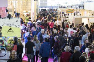 Expo ESTILOCASA tiene 95% ocupado y lanza concurso para el boulevard del diseño