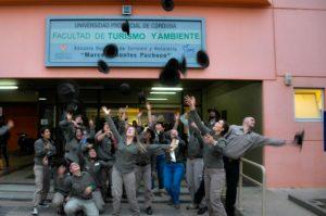 Egresaron los primeros guardaparques de la Universidad Provincial