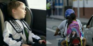 Ley de Tránsito: piden que el SRI sea «obligatorio y prohibir el traslado de menores en motos