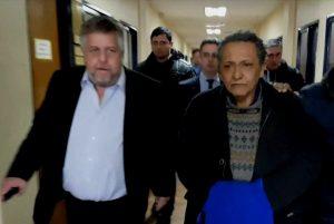 Bonadio aceptó a Centeno como testigo protegido y ordenó su liberación bajo custodia