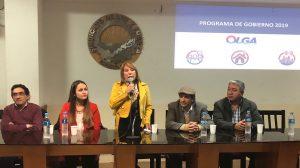 Riutort va por la Intendencia con debate de su plataforma en los barrios