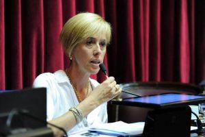 Senadora K anunció su voto en contra de la legalización del aborto