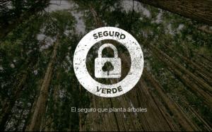 El Seguro Verde presentó su sitio online