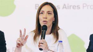 """Vidal: """"Yo no soy Cristina, no soy igual a los que se robaron la plata"""""""