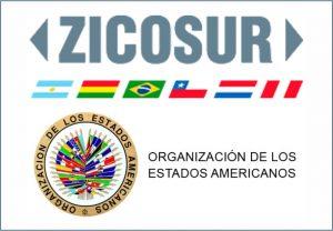 Funcionarios de la OEA participarán en la reunión de la Zicosur en Curitiba, Brasil
