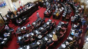 Aborto legal: la mayoría oficialista no avaló el instruir a los senadores por el rechazo de la IVE