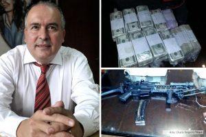 """Por los bolsos, José López dijo que esos dólares son """"de varias personas de la política"""""""
