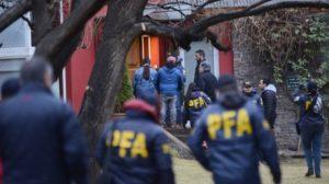Carpetas sobre Bonadio y la exmujer de Nisman encontradas en el allanamiento a la propiedad de CFK en El Calafate