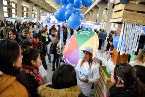 Con más de 18 mil jóvenes, la #FeriaFuturo fue todo un éxito en Córdoba