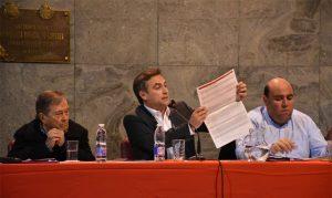 Jugada en dos tiempos de los intendentes radicales en rechazo al Acuerdo Federal