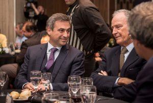 """Mestre: """"El Fondo Sojero ha sido compensado con creces a la Provincia"""""""