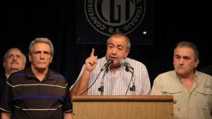 """""""Vamos a hacer un paro en un país que ya está parado"""", advirtió la CGT al apuntar contra el Gobierno"""