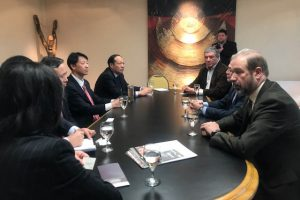Alientan la cooperación entre China y Argentina para fortalecer proyectos mineros