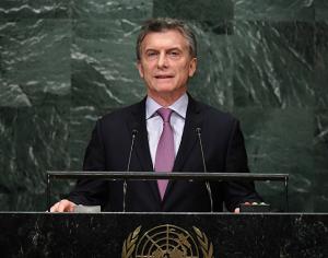"""Ante la Asamblea de la ONU, Macri habló de una Argentina """"protagonista e integrada al mundo"""""""