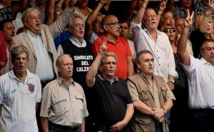 Dirigente gremial ve al Gobierno concentrado en la reelección