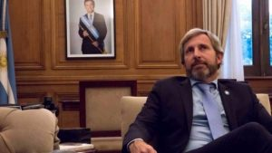 Frigerio calificó a Macri como como «un buen piloto de tormentas»