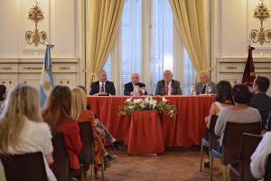 Experto español destacó el respaldo a la mediación comunitaria en Salta