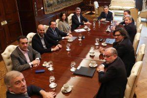"""Por la """"emergencia"""", Macri redujo su Gabinete, pero sin cambios de nombres"""