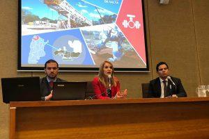 En Buenos Aires, el Gobierno presentó el Plan de Licitaciones de las Áreas de Exploración de Salta